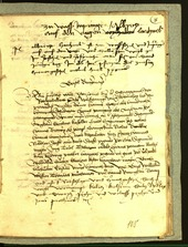 Civic Archives of Bozen-Bolzano - BOhisto Minutes of the council 1486 -