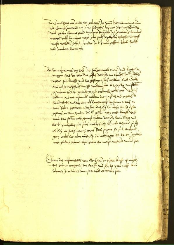 Stadtarchiv Bozen - BOhisto Ratsprotokoll 1492