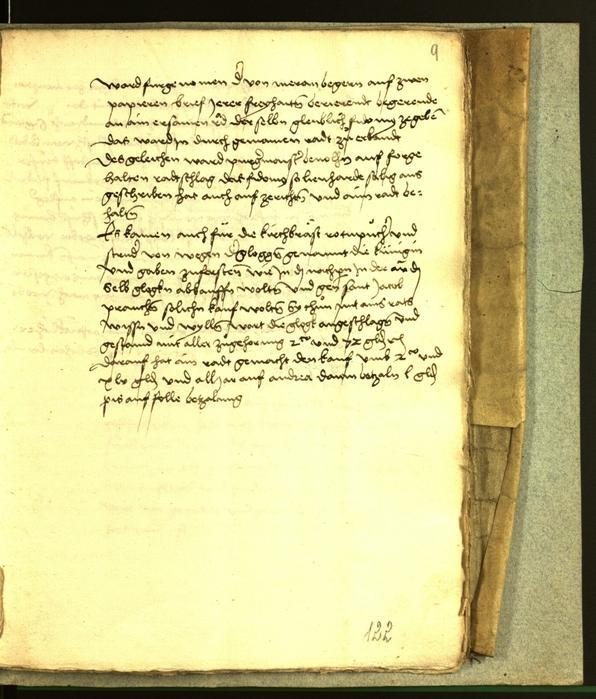 Stadtarchiv Bozen - BOhisto Ratsprotokoll 1506