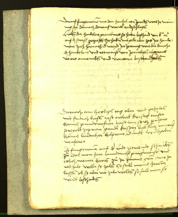 Civic Archives of Bozen-Bolzano - BOhisto Minutes of the council 1506