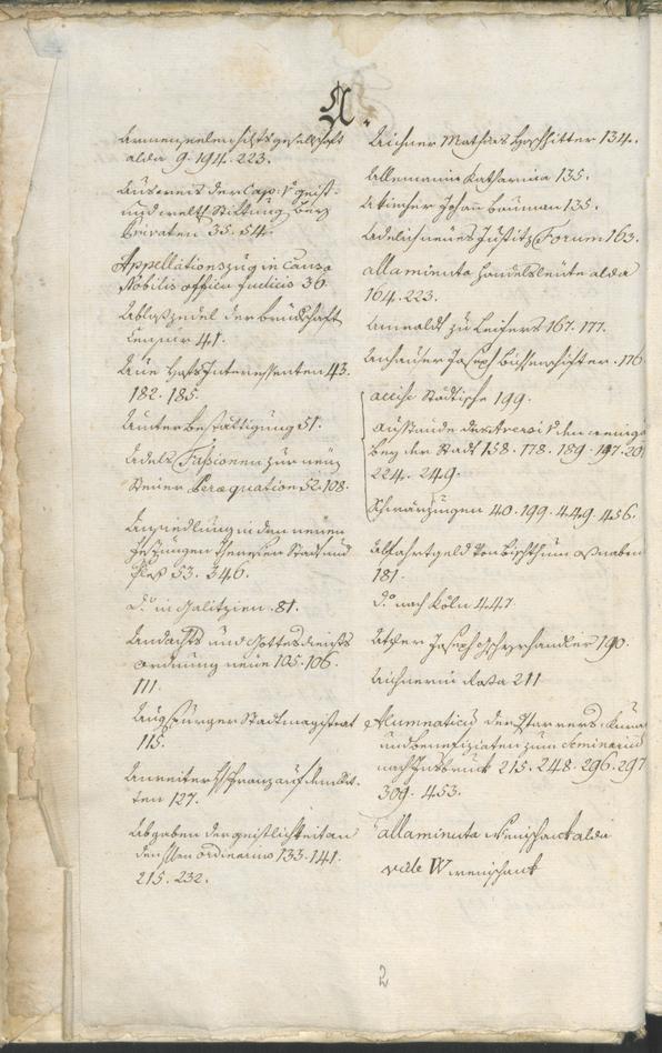 Stadtarchiv Bozen - BOhisto Ratsprotokoll 1783/85