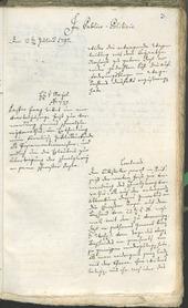 Civic Archives of Bozen-Bolzano - BOhisto Ratsprotokoll 1792 -