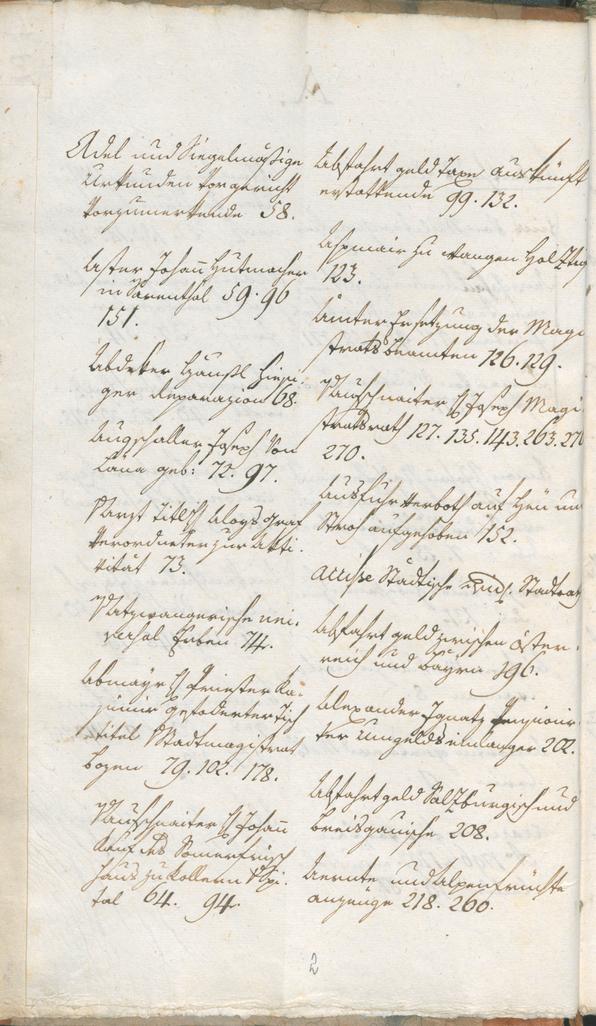 Civic Archives of Bozen-Bolzano - BOhisto Ratsprotokoll 1804