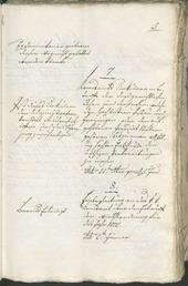Civic Archives of Bozen-Bolzano - BOhisto Ratsprotokoll 1805 -