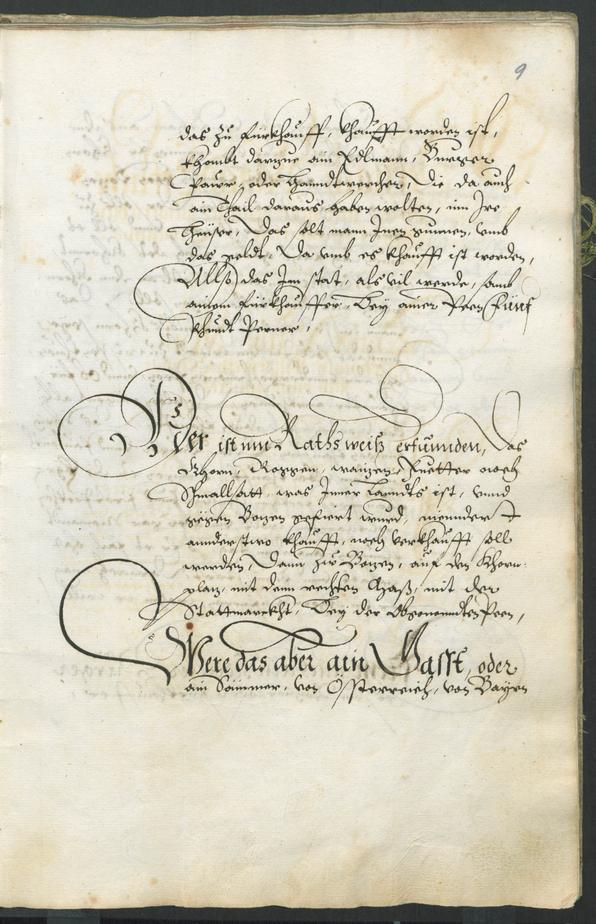 Stadtarchiv Bozen - BOhisto Kopeibuch 1322-1569