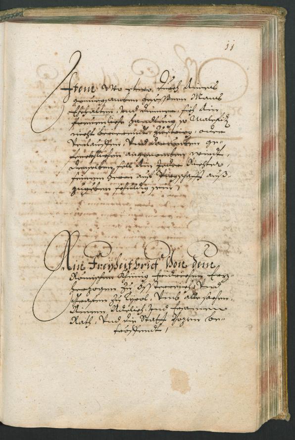 Stadtarchiv Bozen - BOhisto Kopeibuch 1322-1705
