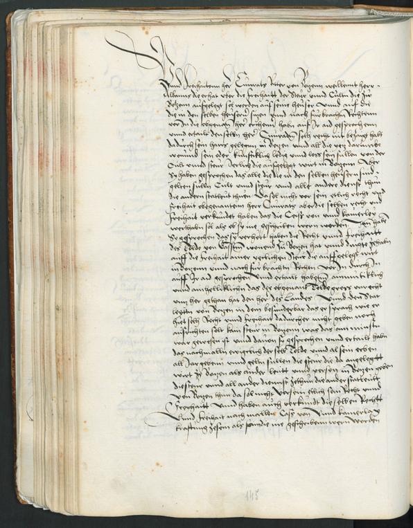 Civic Archives of Bozen-Bolzano - BOhisto Stadtbuch 1465-1526