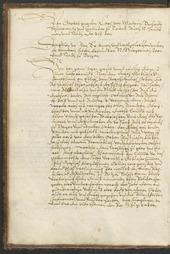 Stadtarchiv Bozen - BOhisto Ratskopeibuch 1598/1601 -