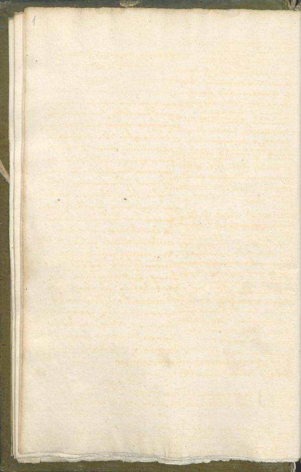 Civic Archives of Bozen-Bolzano - BOhisto Ratsprotokoll 1696/99