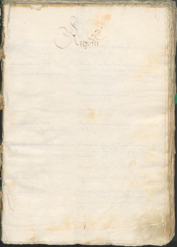 Stadtarchiv Bozen - BOhisto Ratsprotokoll 1705/08