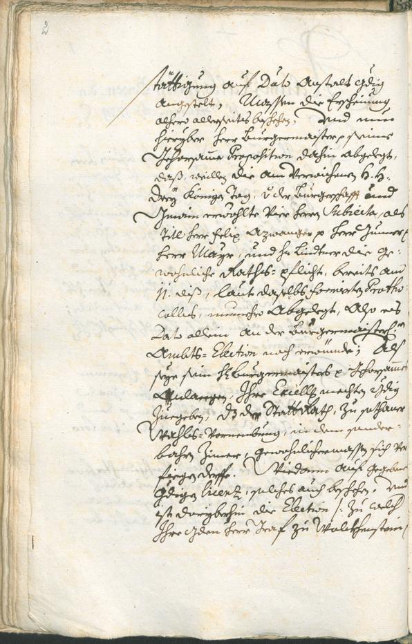 Civic Archives of Bozen-Bolzano - BOhisto Ratsprotokoll 1729/32