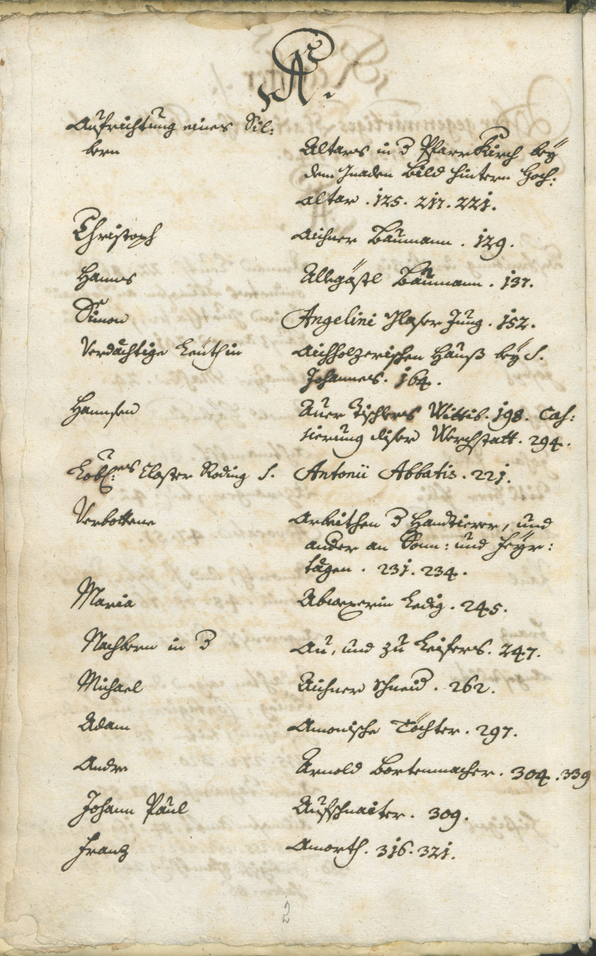 Civic Archives of Bozen-Bolzano - BOhisto Ratsprotokoll 1738/41