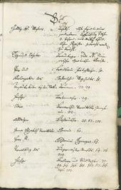 Stadtarchiv Bozen - BOhisto Ratsprotokoll 1750/53 -