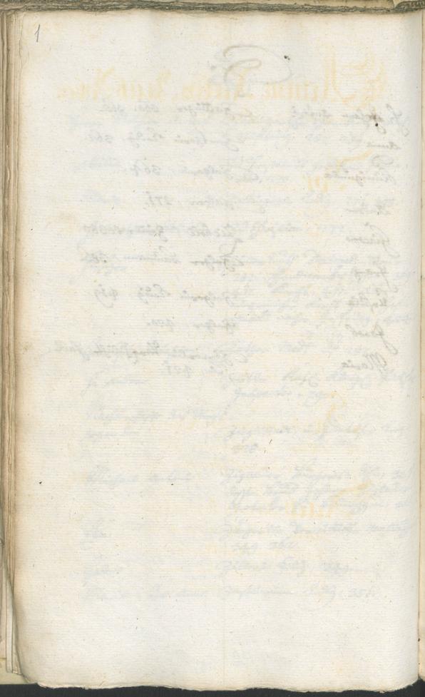 Stadtarchiv Bozen - BOhisto Ratsprotokoll 1762/65